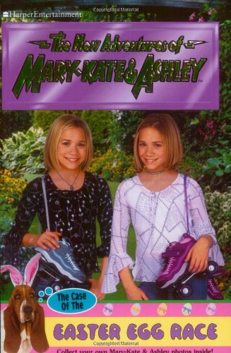 9780060093440: The Case of the Easter Egg Race (New Adventures of Mary-Kate and Ashley)