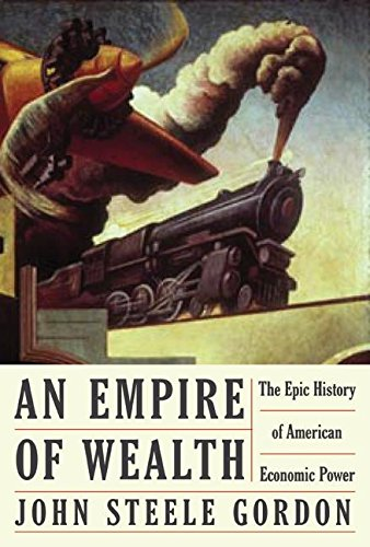 9780060093624: An Empire of Wealth: The Epic History of American Economic Power