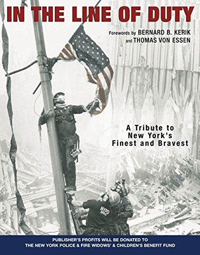 In the Line of Duty: Regan Books
