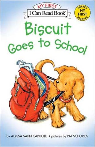 9780060094263: Biscuit Goes to School (Book and Audio Tape Set)
