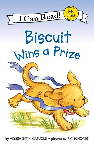 9780060094553: Biscuit Wins a Prize (My First I Can Read)