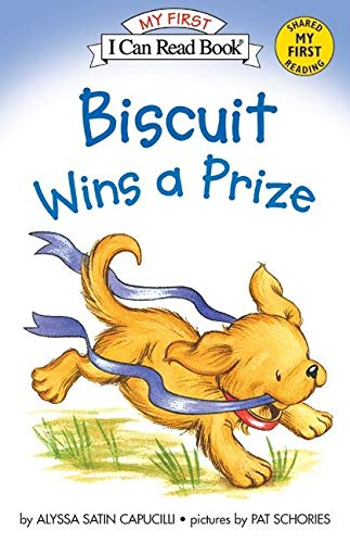 9780060094584: Biscuit Wins a Prize (My First I Can Read - Level Pre1 (Quality))
