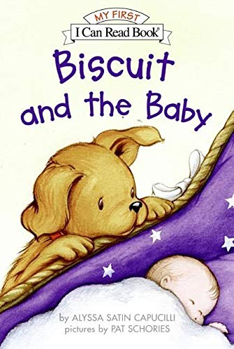 9780060094591: Biscuit and the Baby (My First I Can Read)