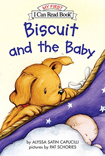 9780060094607: Biscuit and the Baby (My First I Can Read)