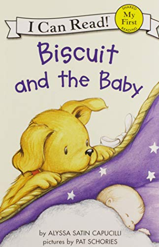 9780060094614: Biscuit and the Baby (My First I Can Read)