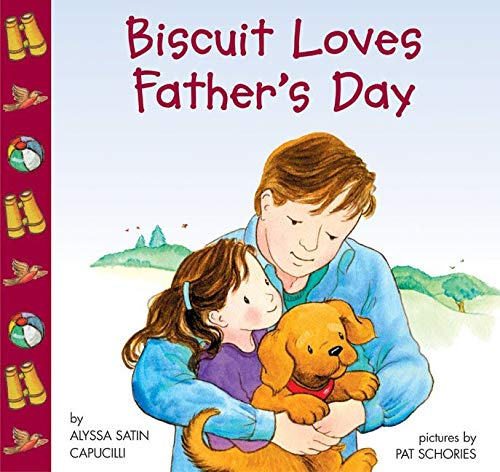 9780060094638: Biscuit Loves Father's Day
