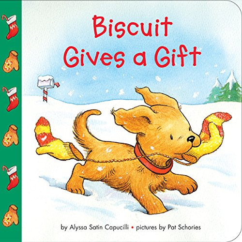 9780060094676: Biscuit Gives a Gift