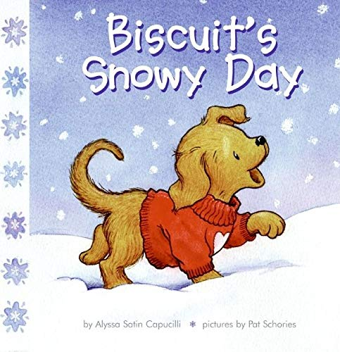 9780060094683: Biscuit's Snowy Day