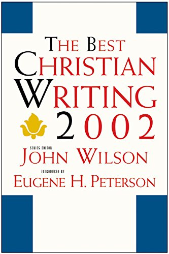 9780060094836: The Best Christian Writing 2002