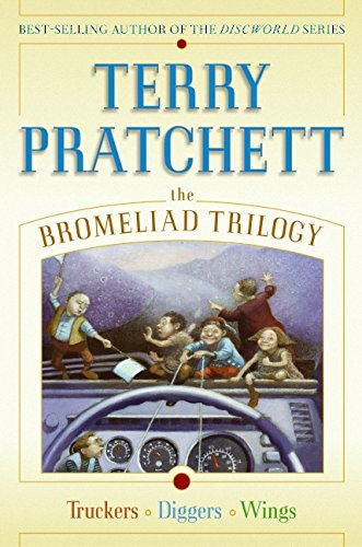 9780060094935: The Bromeliad Trilogy: Truckers/Diggers/Wings