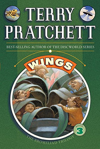 9780060094959: Wings (The Bromeliad Trilogy, Book 3)