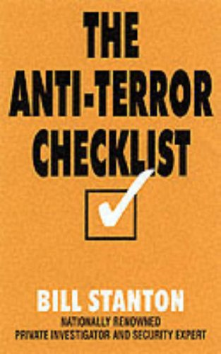 9780060095291: The Anti-Terror Checklist: Preparing for the Unthinkable