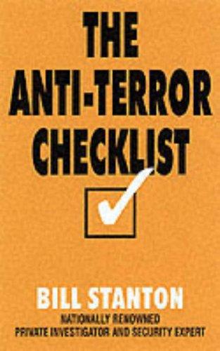 9780060095291: The Anti-terror Checklist