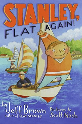 9780060095512: Stanley, Flat Again! (Flat Stanley)