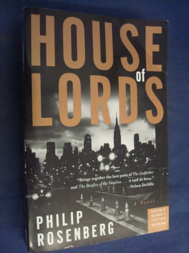 9780060095789: House of Lords
