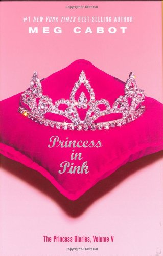 Princess in Pink: The Princess Diaries, Volume V ***SIGNED***: Meg Cabot