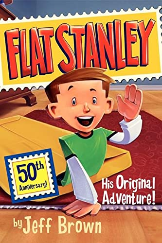 9780060097912: Flat Stanley: His Original Adventure!