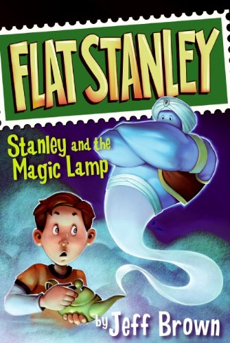 9780060097936: Stanley and the Magic Lamp (Stanley Lambchop Adventures (Paperback))