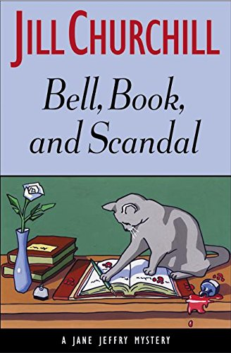 9780060097974: Bell, Book, and Scandal (Jane Jeffry Mysteries)