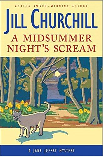9780060097981: A Midsummer Night's Scream: A Jane Jeffry Mystery (Jane Jeffry Mysteries)