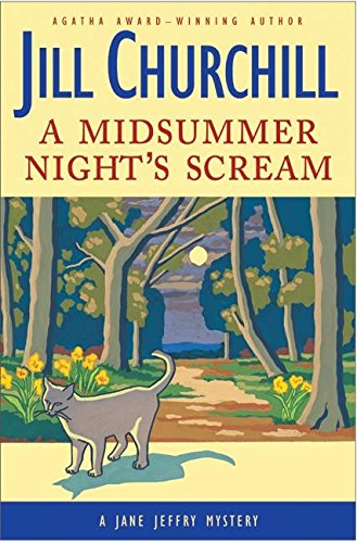 9780060097981: A Midsummer Night's Scream (Jane Jeffry Mysteries, No. 15)