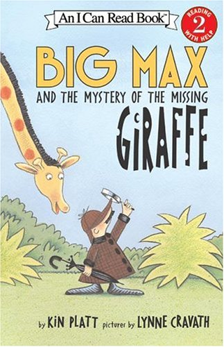 9780060099190: Big Max and the Mystery of the Missing Giraffe (I Can Read Book 2)