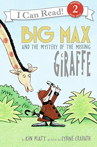 9780060099206: Big Max and the Mystery of the Missing Giraffe (I Can Read. Level 2)