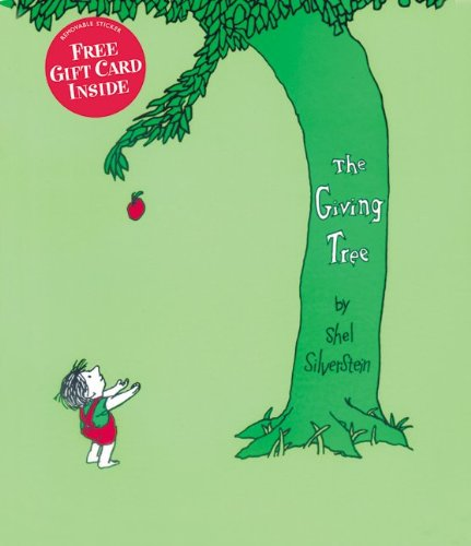 9780060099404: The Giving Tree with Gift Card