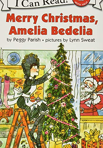 9780060099459: Merry Christmas, Amelia Bedelia (I Can Read Level 2)