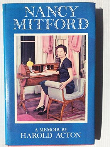 9780060100186: Nancy Mitford: A Memoir
