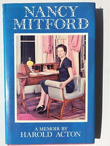 9780060100186: Nancy Mitford: A Memoir