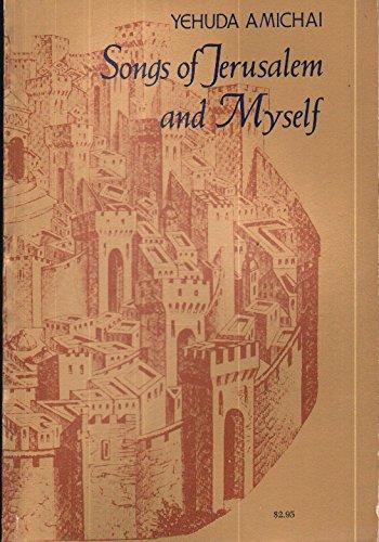 9780060101015: Songs of Jerusalem and myself