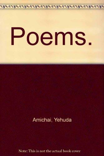 9780060101114: Poems.