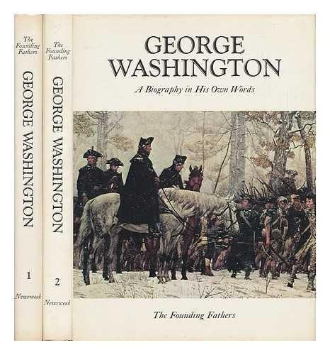 9780060101275: George Washington;: A biography in his own words, (The Founding fathers)