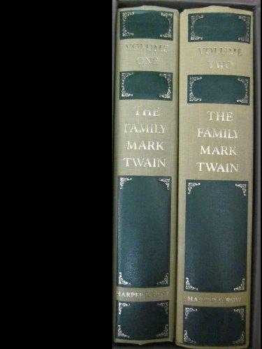9780060101282: Family Mark Twain