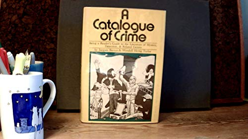 9780060102630: A Catalogue of Crime