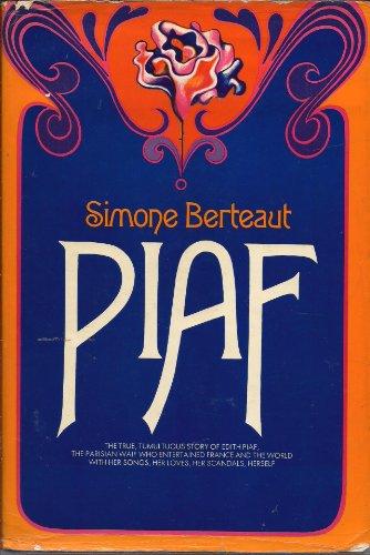 Piaf: a Biography: Berteaut, Simone