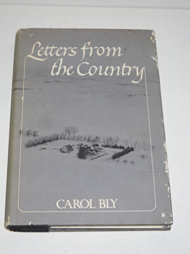 9780060103576: Letters from the Country