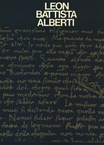 9780060104115: Leon Battista Alberti^
