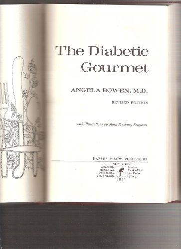 9780060104375: Diabetic Gourmet