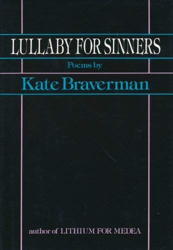 9780060104399: Lullaby for Sinners: Poems