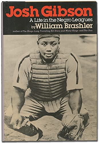 9780060104467: Josh Gibson: A Life in the Negro Leagues