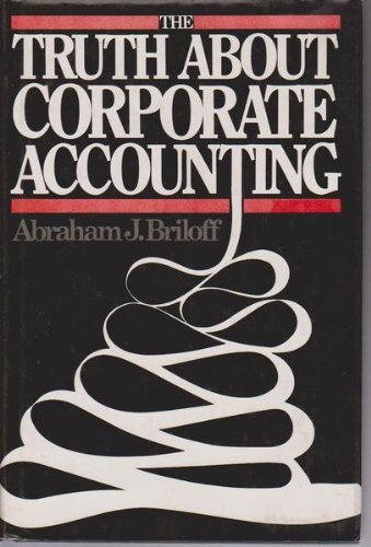 9780060104795: The Truth About Corporate Accounting