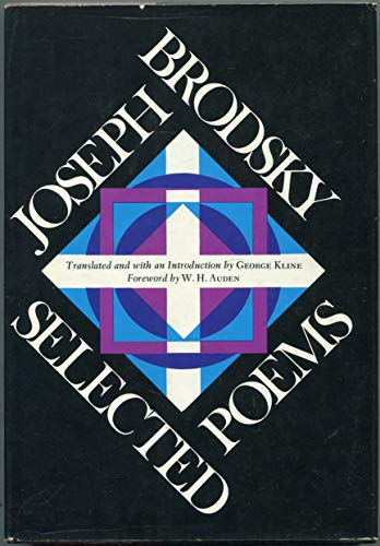 9780060104849: Joseph Brodsky, Selected Poems