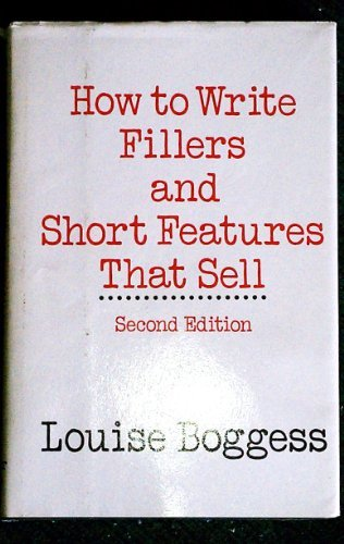 How to Write Fillers and Short Features That Sell