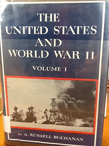 9780060105709: United States and World War II: v. 1 (New American Nation)