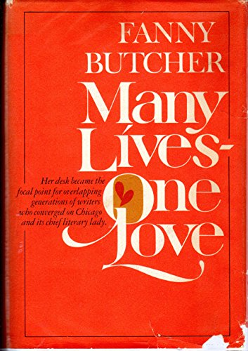 Many Lives - One Love: Butcher, Fanny