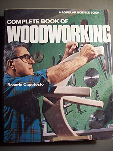 9780060106133: Complete Book of Woodworking