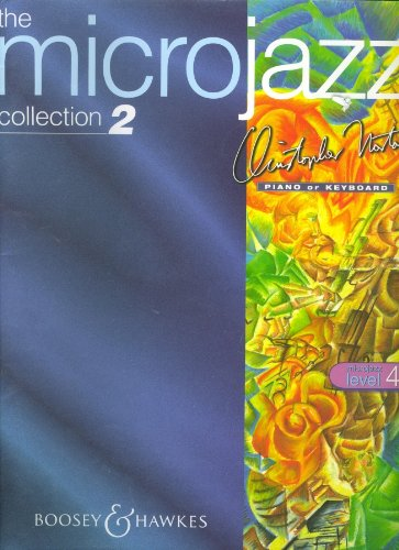 9780060106478: The MicroJazz Collection 2 Piano or Keyboard