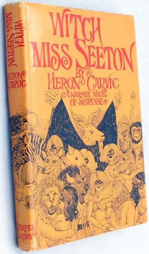 9780060106522: Witch Miss Seeton
